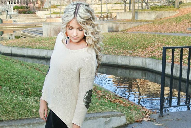 nume curling wand tutorial