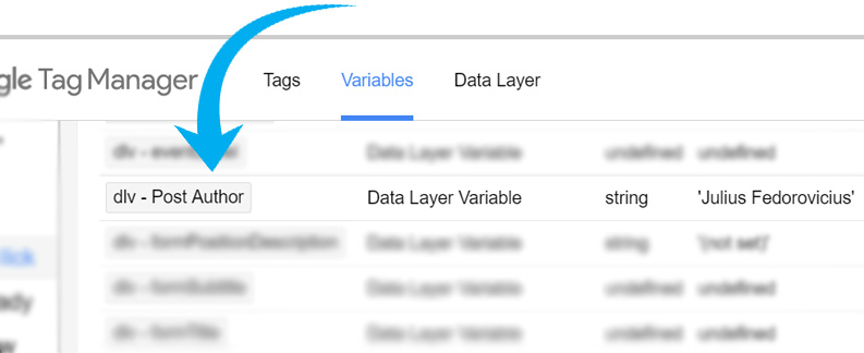google tag manager data layer tutorial