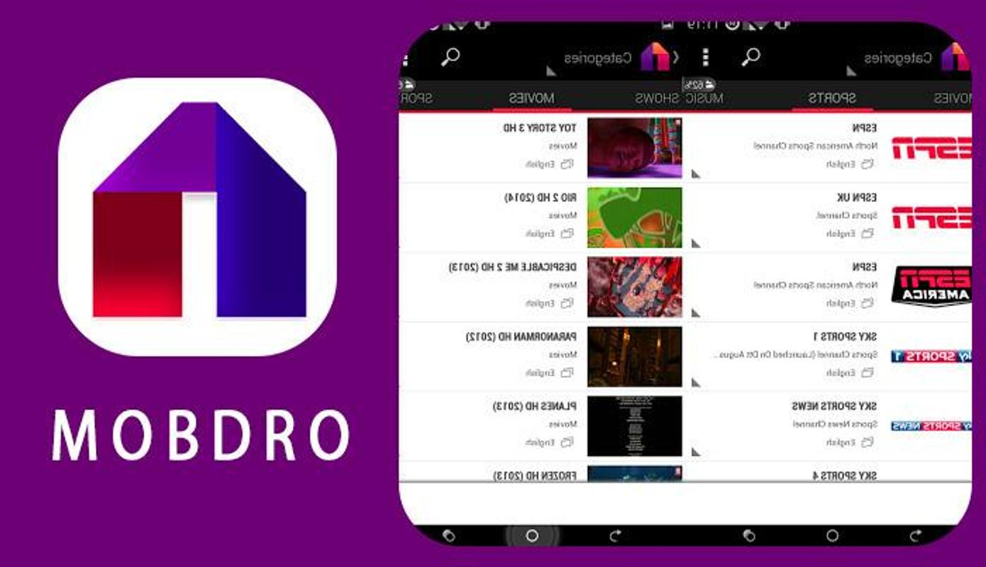 android multi page app tutorial