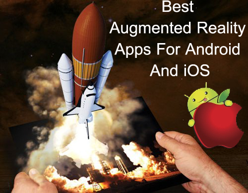 android augmented reality tutorial part 1