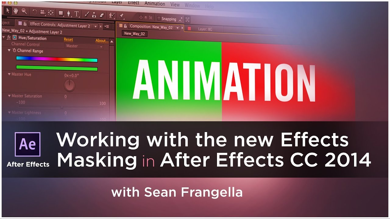 adobe after effects basic tutorial