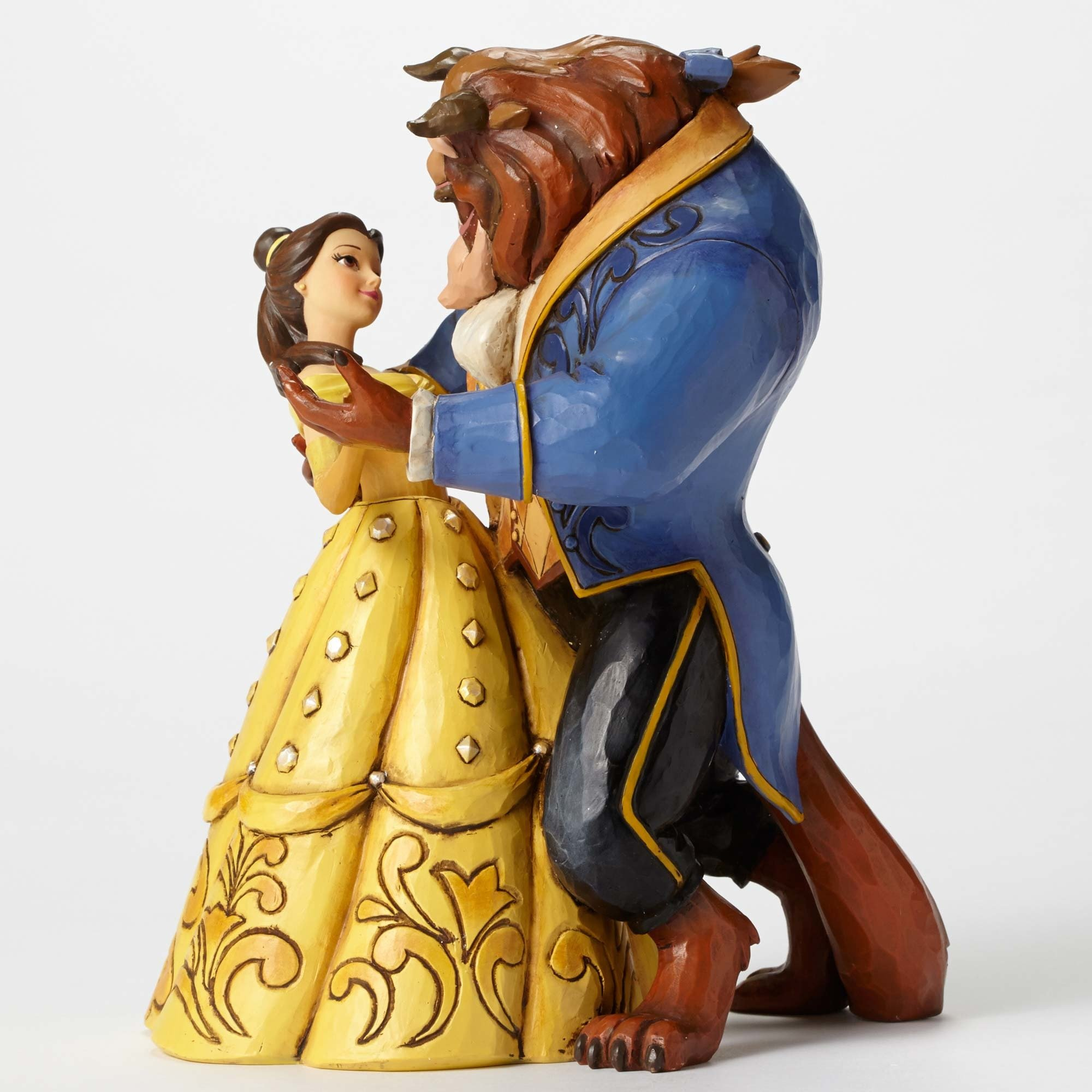 beauty and the beast dance tutorial