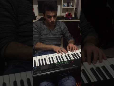 inception time piano tutorial