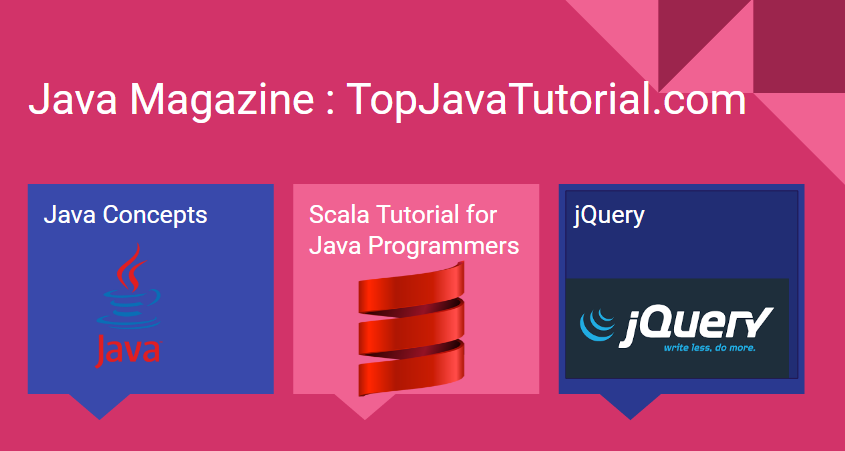 java tutorial for experienced programmers