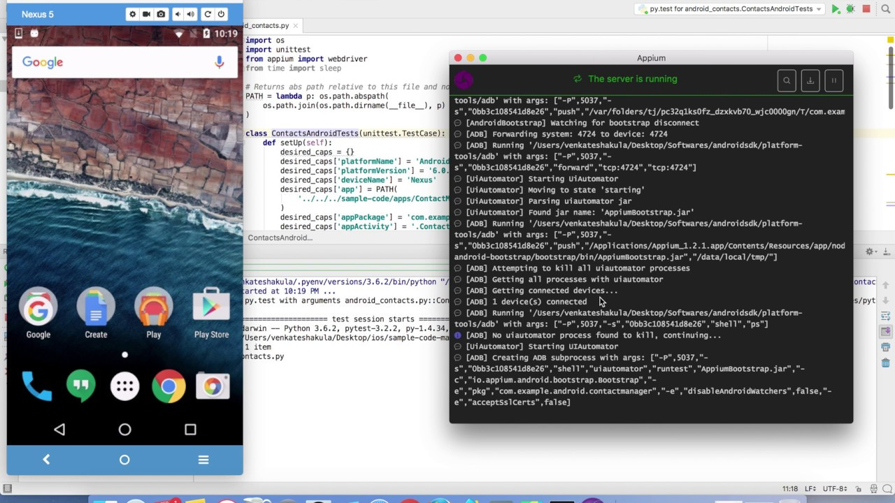 python for android tutorial